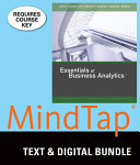 Essentials Of Business Analytics Mindtap Business Analytics 1 Term 6 Months Access Card