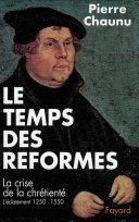 Pdf Le Temps des réformes Telecharger
