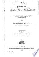 Memoirs of Delhi and Faiz  b  d
