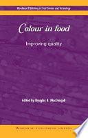 Colour In Food Book PDF