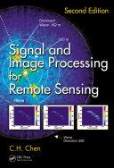 Signal and Image Processing for Remote Sensing Pdf/ePub eBook
