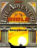 Boys Life Adventure Bible Storybook Book
