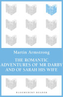 The Romantic Adventures of Mr. Darby and of Sarah His Wife