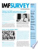 Imf Survey No 21 2003