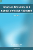 Issues in Sexuality and Sexual Behavior Research: 2011 Edition [Pdf/ePub] eBook