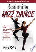 Beginning Jazz Dance Book