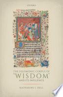 The Solomonic Corpus of 'Wisdom' and Its Influence