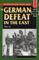 The German Defeat in the East