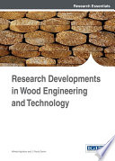Research Developments in Wood Engineering and Technology