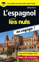 L'espagnol pour les Nuls en voyage ! NE