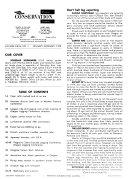 Western Conservation Journal