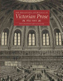 The Broadview Anthology of Victorian Prose  1832 1901