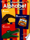 Mrs  E s Extraordinary Alphabet Activities  ENHANCED eBook