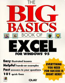 The Big Basics Book of Excel for Windows 95