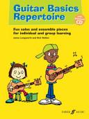 Guitar Basics Repertoire