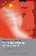 Pdf The Good Person Of Szechwan