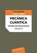 Mecánica cuántica no-relativista