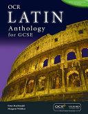 GCSE Latin Anthology for OCR Students  Book