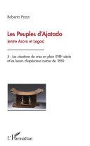 Les Peuples d'Ajatado (entre Accra et Lagos) Tome 5