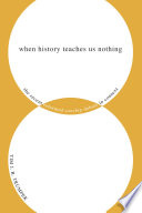 When History Teaches Us Nothing  : The Recent Reformed Sonship Debate in Context