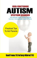 High-Functioning Autism Spectrum Disorder