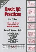 Basic QC Practices