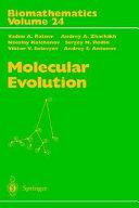 Molecular Evolution
