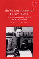The Unsung Artistry of George Orwell