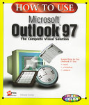 How to Use Microsoft Outlook 97 Book