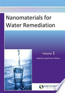 Nanomaterials For Water Remediation Book PDF