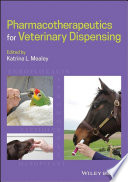 Pharmacotherapeutics for Veterinary Dispensing