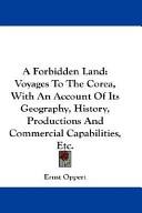 A Forbidden Land Book