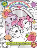 My Little Pony Retro Coloring Book Book PDF