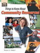 Life Skills Literacy Things To Know About Community Resources