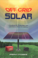Off Grid Solar: A Handbook for Photovoltaics With Lead-acid Or ...