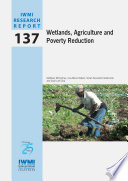 Wetlands, agriculture and poverty reduction