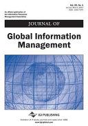 Journal of Global Information Management  jgim   Volume 20