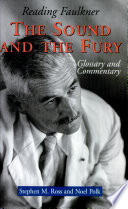 Reading Faulkner  The Sound and the Fury