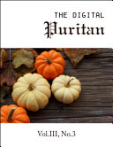 The Digital Puritan   Vol III  No 3