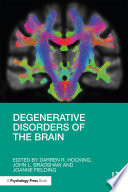 Degenerative Disorders of the Brain Book