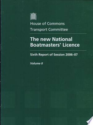 The new National Boatmasters' Licence Free eBooks - Free Pdf Epub Online