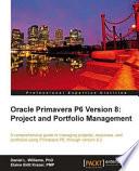 Oracle Primavera P6 Version 8