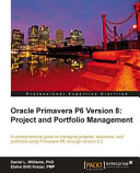 Oracle Primavera P6 Version 8 Pdf/ePub eBook