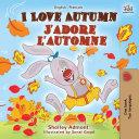 I Love Autumn J'adore l'automne ebook