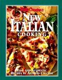 Betty Crocker s New Italian Cooking Book PDF