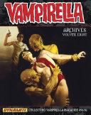 Vampirella Archives Vol  8