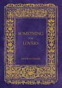 Genieve Figgis: Something for Lovers
