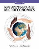 Modern Principles of Microeconomics plus LaunchPad