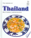 The Cooking of Thailand Book
