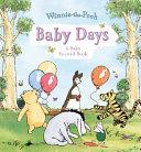 Winnie the Pooh Baby Days Book PDF